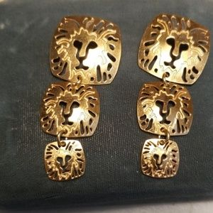 New! 🦁Anne Klein earrings!